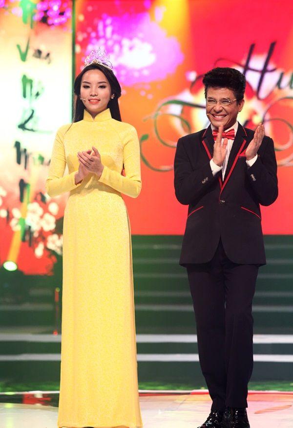 Hoa hậu Kỳ Duyên được mời tham gia show tiền tỷ 5