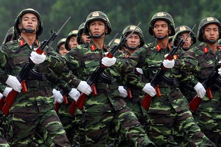 Việt Nam lọt top 35 nước có quân đội hùng mạnh nhất thế giới 7