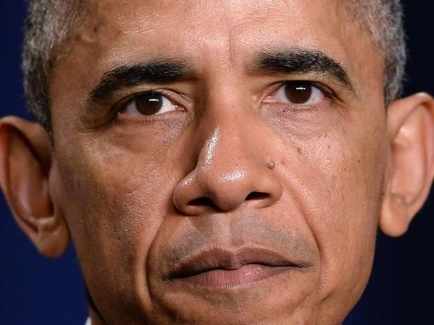 """Barack Obama: """"Tôi từng bị nhầm là hầu phòng và bồi bàn"""" 5"""