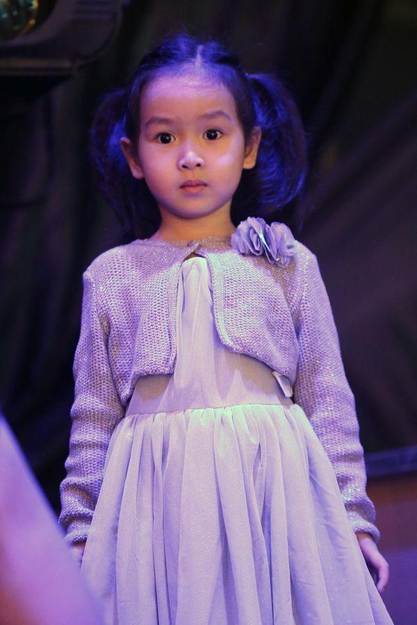Con gái Lưu Hương Giang - Hồ Hoài Anh xinh như thiên thần 6