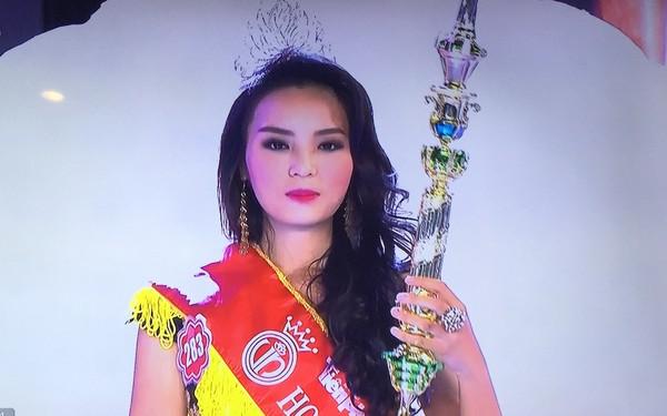 Hoa hậu Kỳ Duyên viết tâm thư sau lời khuyên của MC Thảo Vân 5