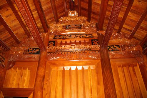 Nhà gỗ bạc tỷ của các lão nông Việt  8