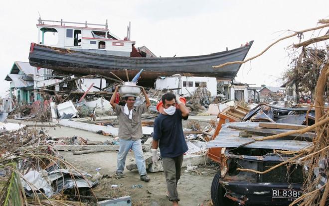 10 năm nhìn lại thảm họa sóng thần khủng khiếp nhất lịch sử nhân loại 13