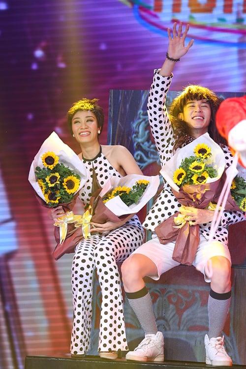"""Cặp đôi hoàn hảo liveshow 7: Quế Vân bùng nổ với bản """"hit"""" của Hồ Ngọc Hà 6"""