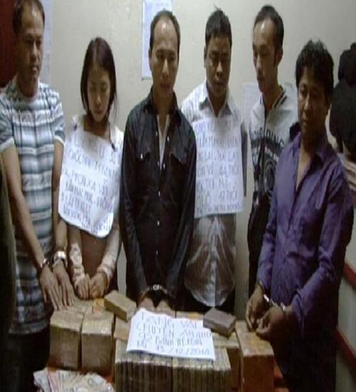 """Đánh sập mẻ hàng 92 bánh heroin của """"bà trùm"""" ma túy Myanmar 5"""