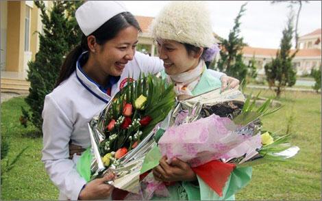 Vụ sập hầm thủy điện Đạ Dâng: Nạn nhân nữ duy nhất xuất viện 4