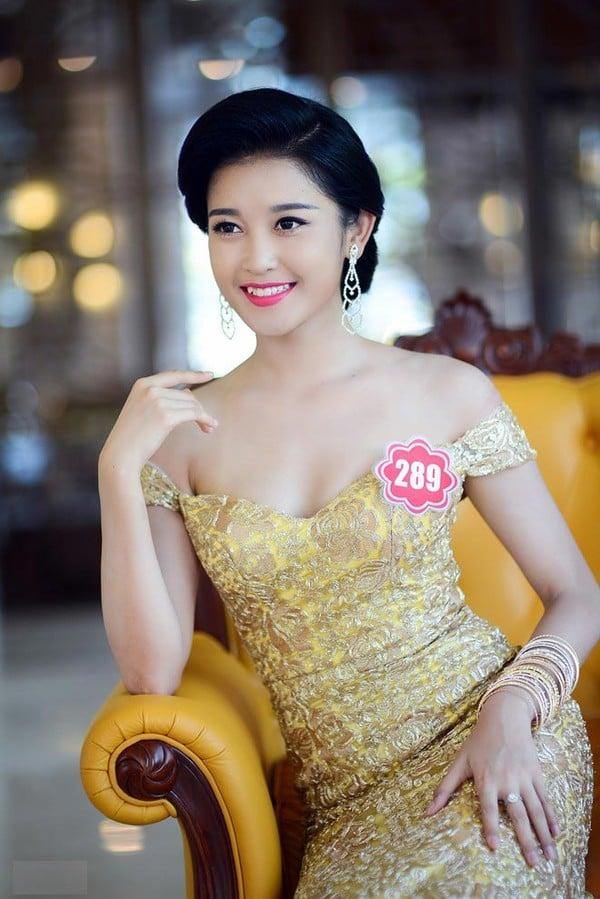 Hoa hậu Kỳ Duyên lộ ảnh 'nổi loạn' trước khi đăng quang  9