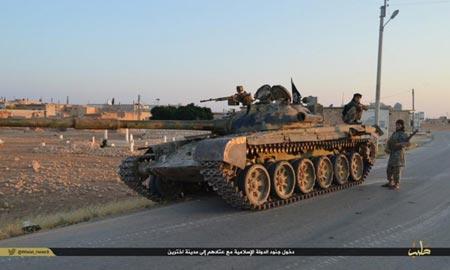 9 vũ khí nguy hiểm nhất của IS 5