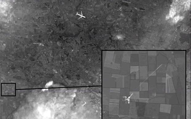 Nga tung bằng chứng: Phi công Ukraine đứng sau vụ rơi máy bay MH17 5