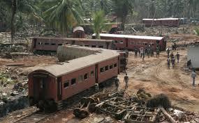 Thảm kịch tàu hỏa bị sóng thần quật trúng 10 năm trước 4