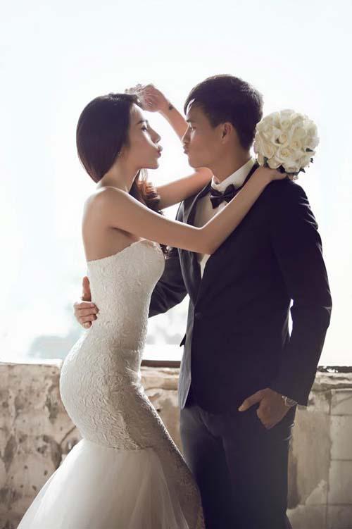 Lộ ảnh cưới đầu tiên của cặp đôi Thủy Tiên - Công Vinh 5