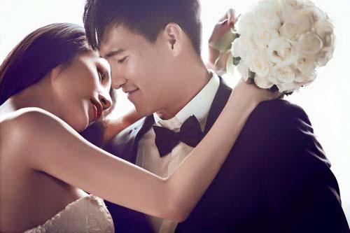 Lộ ảnh cưới đầu tiên của cặp đôi Thủy Tiên - Công Vinh 4