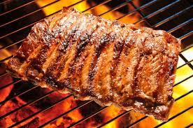 Cách hạn chế tác hại khi ăn thịt nướng 5