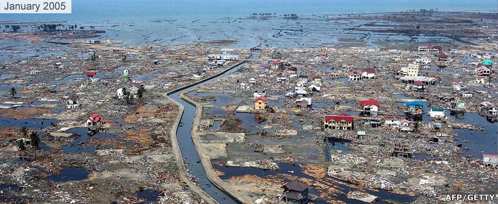 Chùm ảnh: Thảm họa sóng thần Ấn Độ Dương sau 10 năm nhìn lại 5