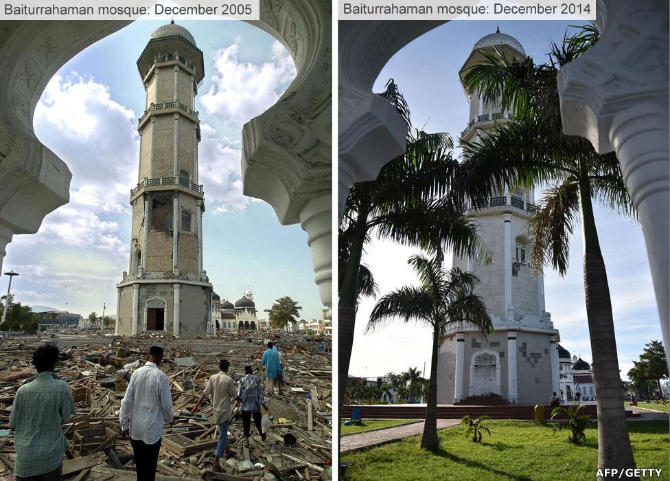 Chùm ảnh: Thảm họa sóng thần Ấn Độ Dương sau 10 năm nhìn lại 7