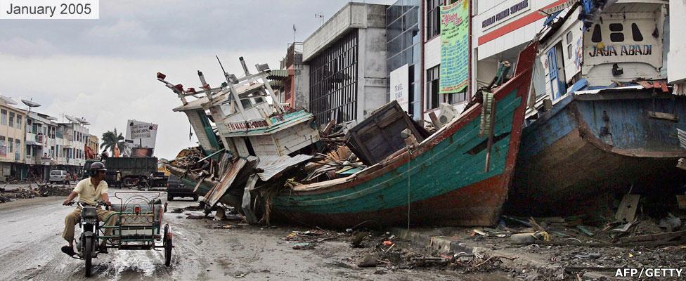 Chùm ảnh: Thảm họa sóng thần Ấn Độ Dương sau 10 năm nhìn lại 8