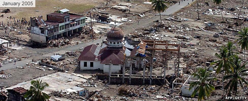Chùm ảnh: Thảm họa sóng thần Ấn Độ Dương sau 10 năm nhìn lại 11
