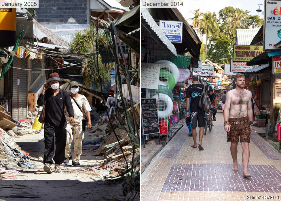 Chùm ảnh: Thảm họa sóng thần Ấn Độ Dương sau 10 năm nhìn lại 13