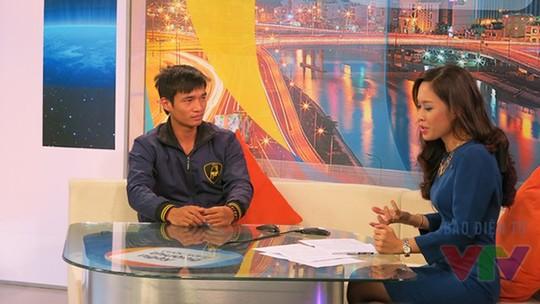 'Ca sĩ' Lệ Rơi lên sóng VTV1 gây nhiều tranh cãi 5