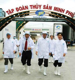 Chân dung nữ đại gia ngành thủy sản 'đút túi' 280 tỷ đồng/tuần 7