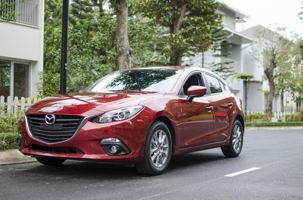 Hình ảnh Đánh giá Mazda 3 2015 Hatchback số 4