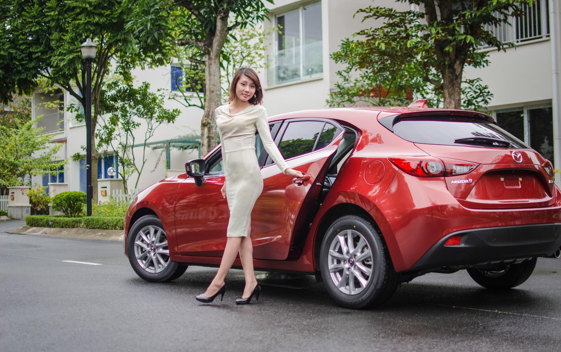 Hình ảnh Đánh giá Mazda 3 2015 Hatchback số 1