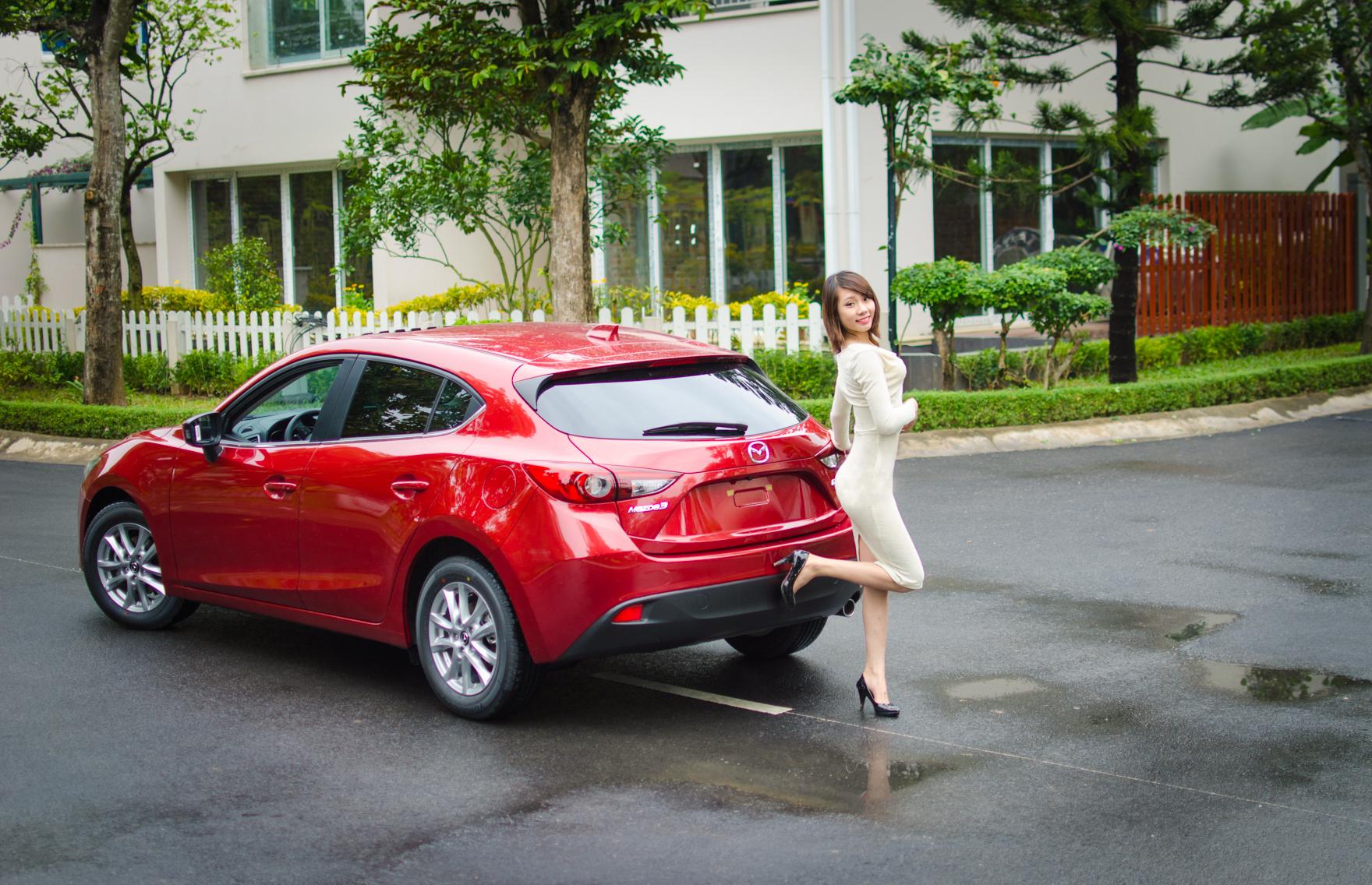Hình ảnh Đánh giá Mazda 3 2015 Hatchback số 3