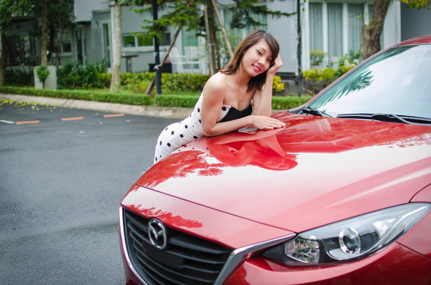 Hình ảnh Đánh giá Mazda 3 2015 Hatchback số 2