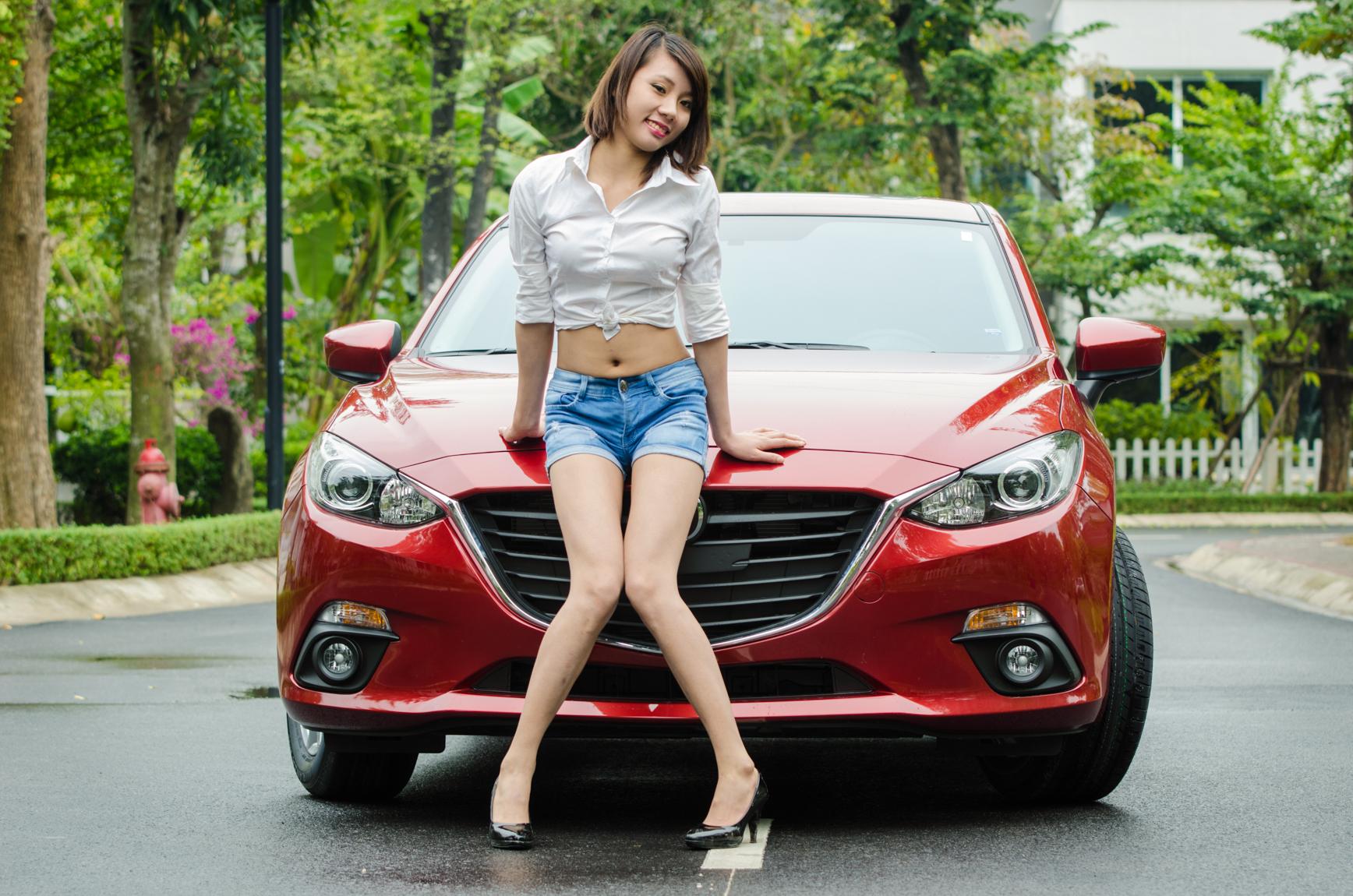 Hình ảnh Đánh giá Mazda 3 2015 Hatchback số 16