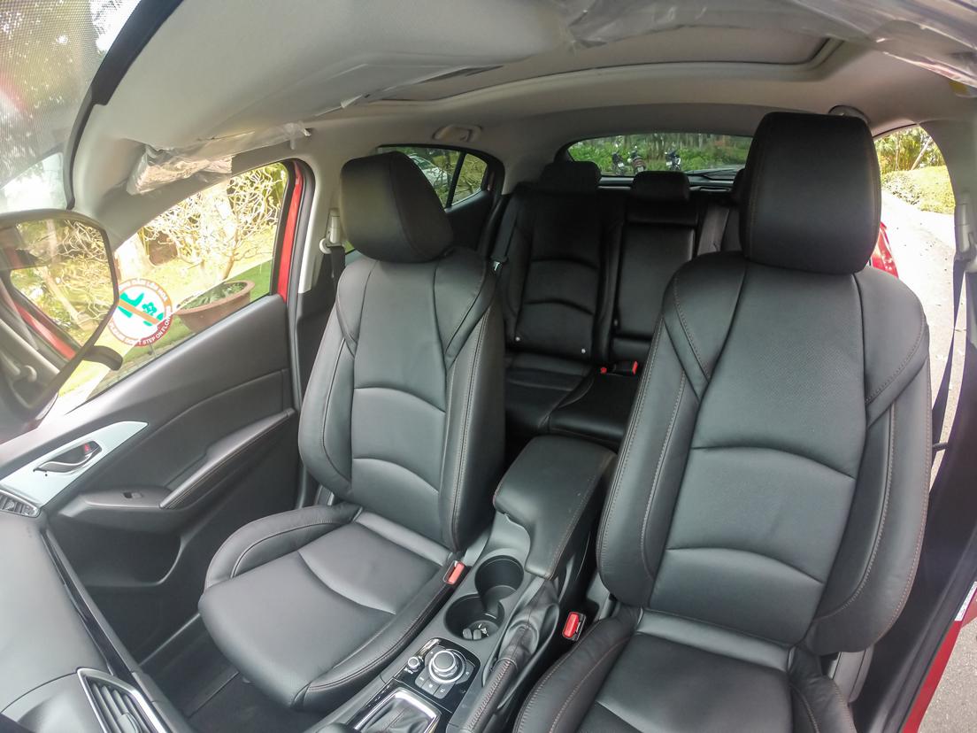 Hình ảnh Đánh giá Mazda 3 2015 Hatchback số 10