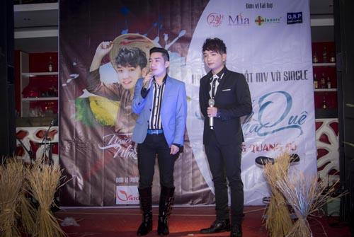 Quang Hà bảnh bao tham gia sự kiện tại Hà Nội 8