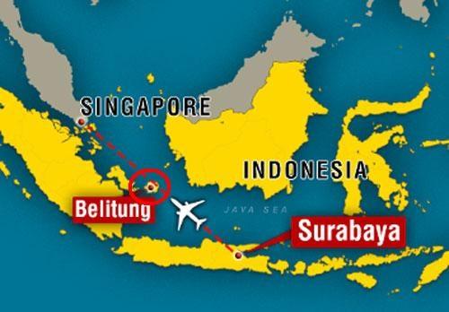 Chuyện gì đã xảy ra với chuyến bay QZ8501 của AirAsia? 6