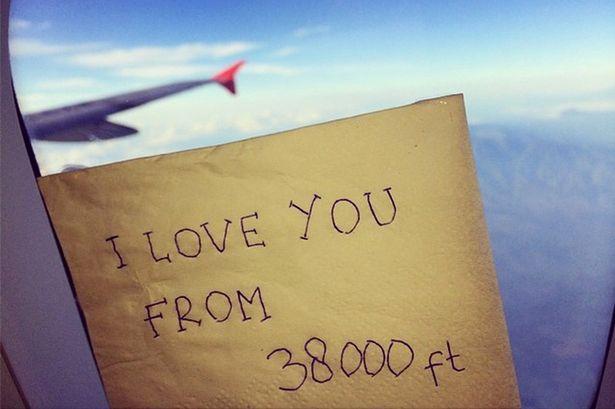 """Thông điệp cuối cùng của tiếp viên chuyến bay QZ8501: """"Em yêu anh từ 11.582 mét"""" 5"""