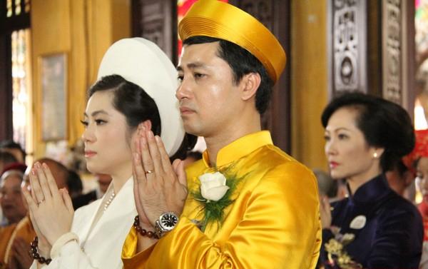 Những đám cưới đình đám của con đại gia Việt 2014 5