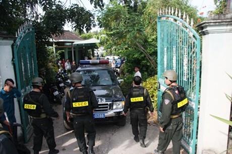Phó Thủ tướng gửi thư khen công an triệt phá vụ buôn lậu thuốc lá quy mô lớn 5