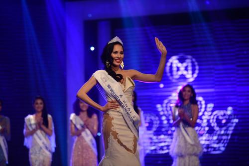 Trần Ngọc Lan Khuê đăng quang Hoa khôi áo dài Việt Nam 2014 9