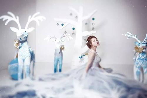 Ngân Khánh làm cô dâu trong MV mới 'Người tạo giấc mơ' 6