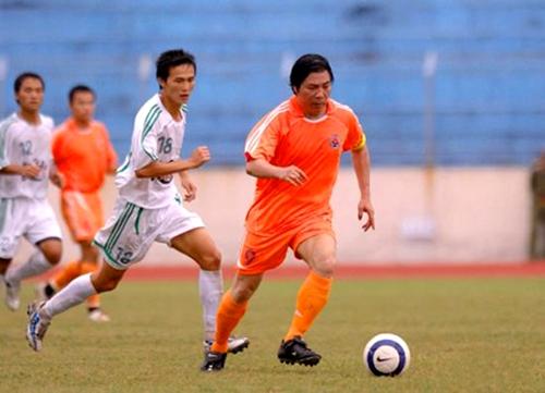 Ông Nguyễn Bá Thanh và tình yêu hiếm có với bóng đá 6