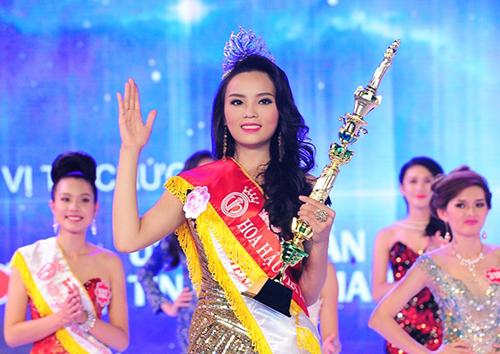 Hoa hậu Kỳ Duyên đẹp khác lạ nhờ 'dao khéo' hay photoshop? 5