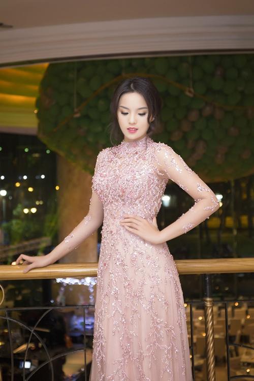 Hoa hậu Kỳ Duyên đẹp khác lạ nhờ 'dao khéo' hay photoshop? 26