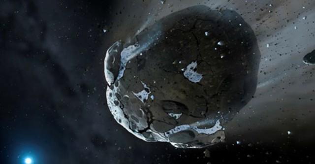 Một tiểu hành tinh nguy hiểm tiếp cận Trái Đất vào ngày 26/1 5