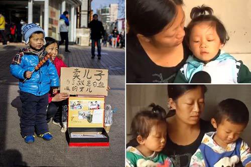 Mẹ rao bán con trai lấy tiền chữa bệnh cho con gái 6