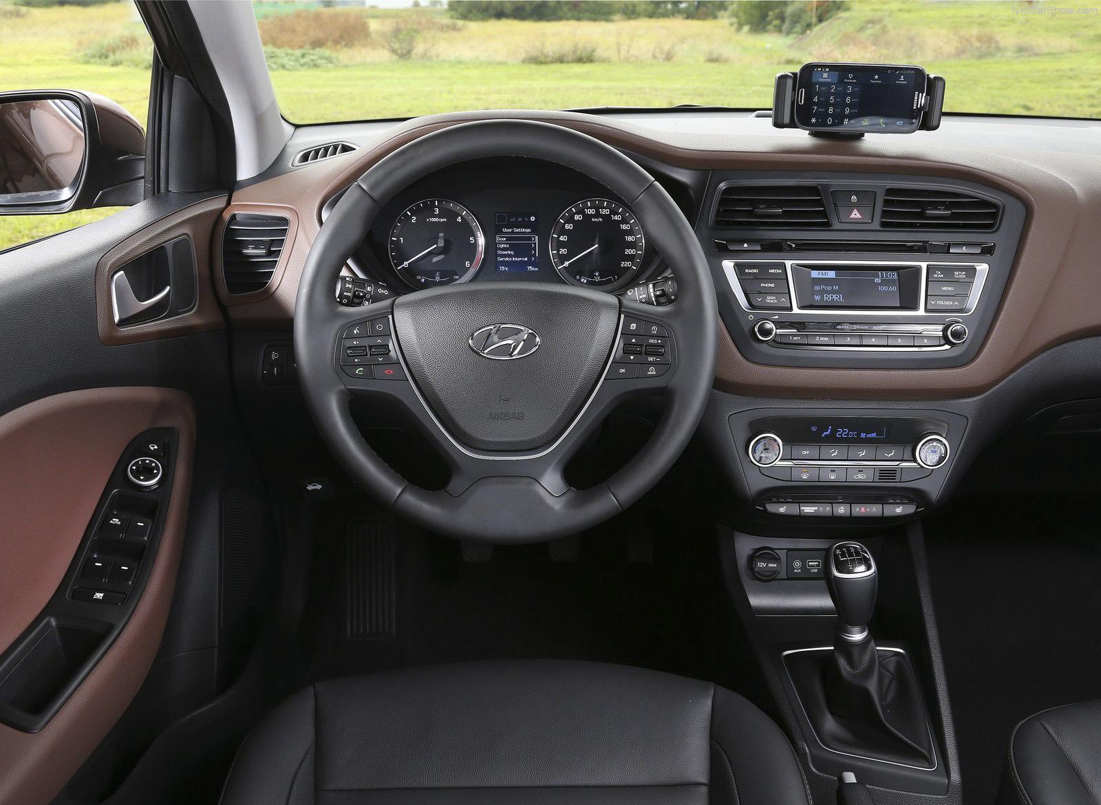 Hyundai i20 Elite giành giải Xe của năm 2015 tại Ấn Độ 7