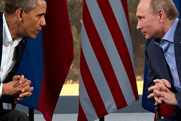 Mối quan hệ Nga-Mỹ trở nên rất phức tạp 5