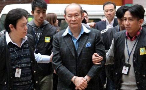 Cháu trai tỷ phú cờ bạc Macau bị bắt vì điều hành đường dây mại dâm cao cấp 5