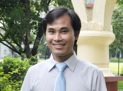 Chân dung tân giáo sư trẻ nhất Việt Nam 4