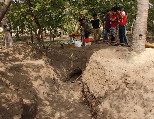 Diễn biến mới vụ hố chôn người tập thể ở Khánh Hòa 4