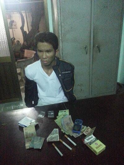 Đặc nhiệm Cảnh sát biển bắt tội phạm ma túy 9