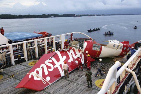Điều tra viên: Phút cuối trên QZ8501 tràn ngập tiếng cảnh báo 5