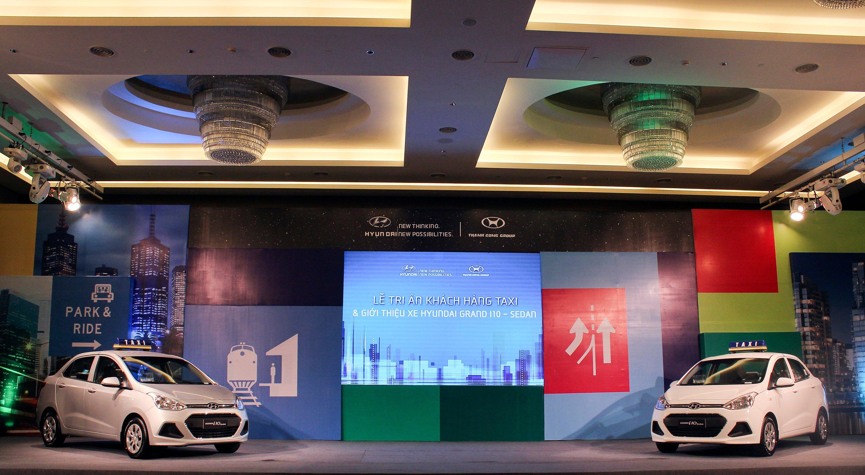 Hình ảnh Ra mắt Hyundai Grand i10 sedan, chiếc sedan rẻ nhất Việt Nam số 1